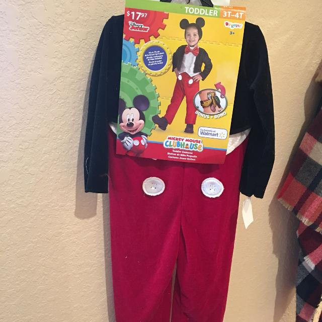 bbf830ec6 Find more Mickey Mouse Halloween Costume for sale at up to 90% off