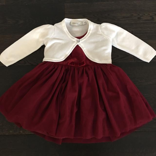 6 12 month christmas dress - 12 Month Christmas Dress
