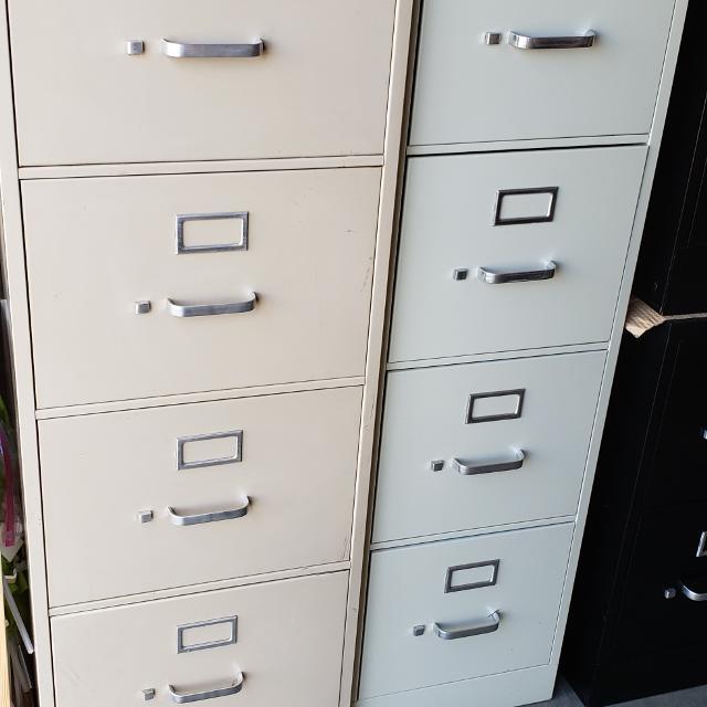 File Cabinet Letter Or Legal 4 Drawer