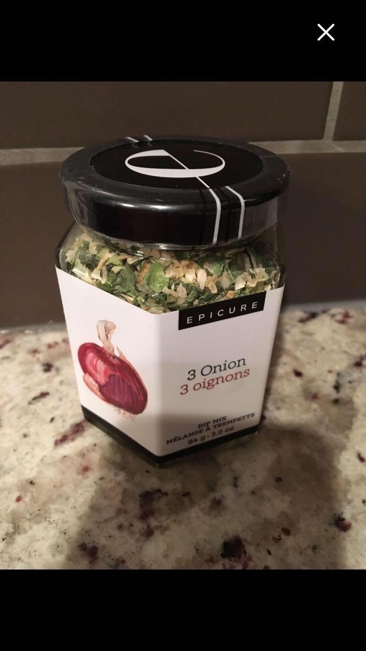 Find More New Sealed Epicure 3 Onion Dip Mix For Sale At