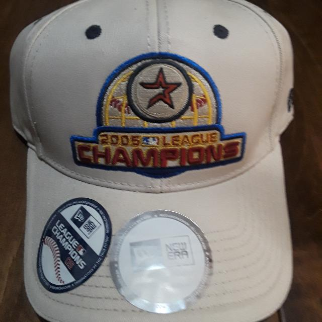 Find more Houston Astros Cap 2005 National League Champions ... a47d82327f6