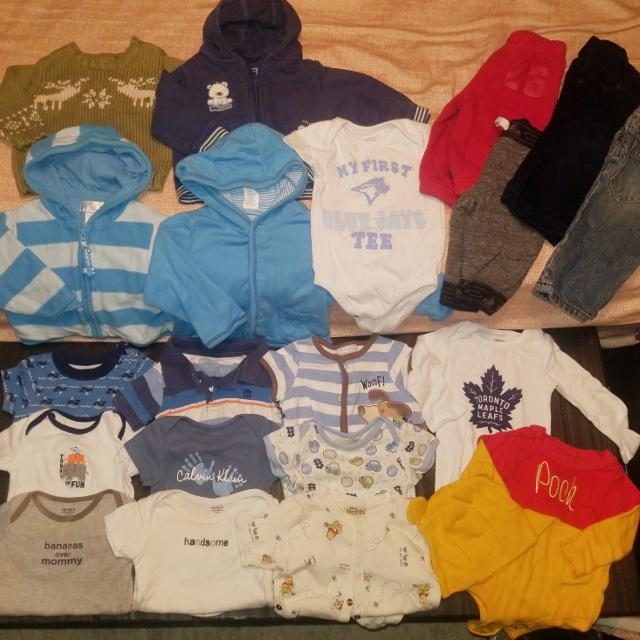 Best Size 3 6 25 Piece Baby Boy Lot Ugly Christmas Sweater For