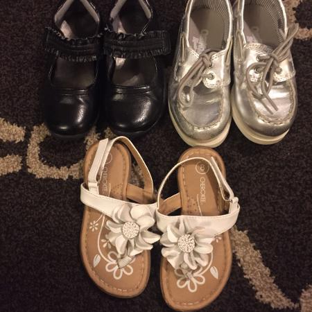 92c573e15e5906 Best New and Used Baby   Toddler Girls Shoes near Jefferson City