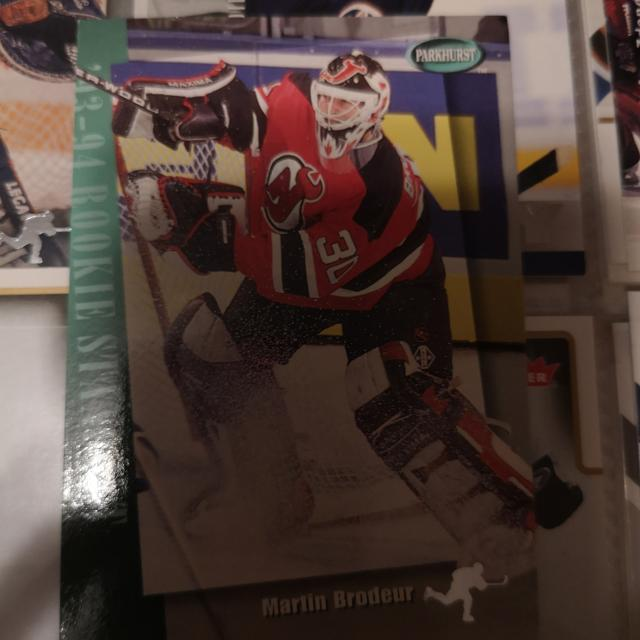 Best Martin Brodeur Rookie Card For Sale In Dollard Des Ormeaux