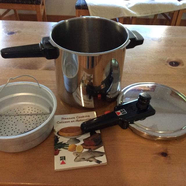 Best Seb 8 L Pressure Cooker Fcfs For Sale In Gibsons British