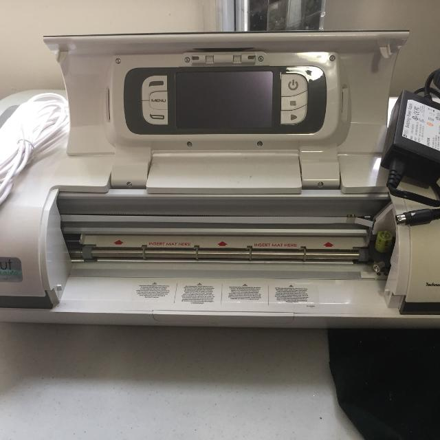 Cricut Imagine Machine