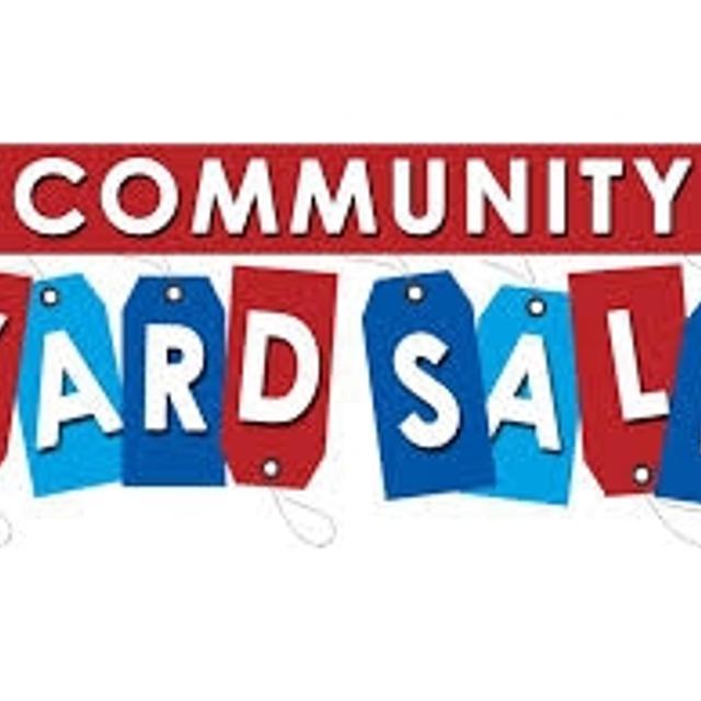 Community Yard Sale In Braun Road San Antonio Texas For 2019