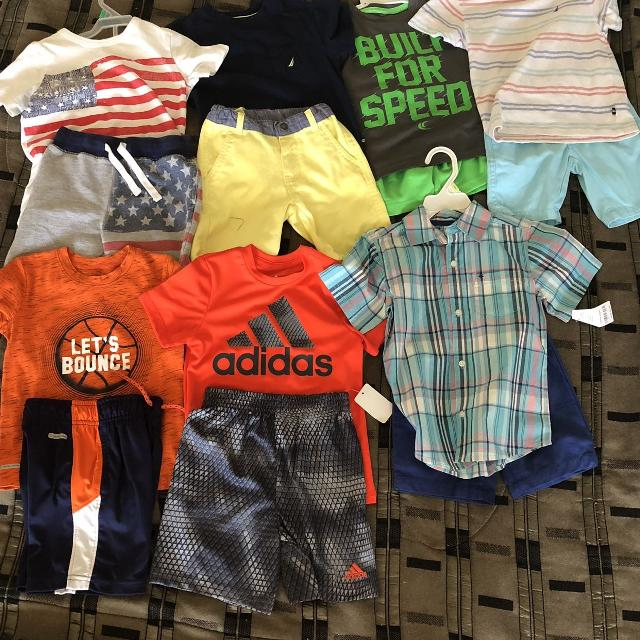 Best Boys Short Sets 3t And 4t for sale in Frankfort, Illinois for 2020