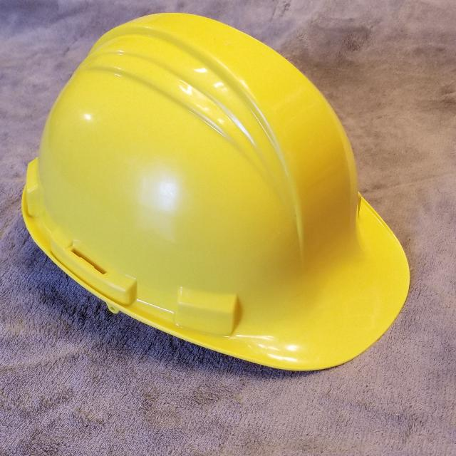 Construction Hat Accessory (Real Hat)