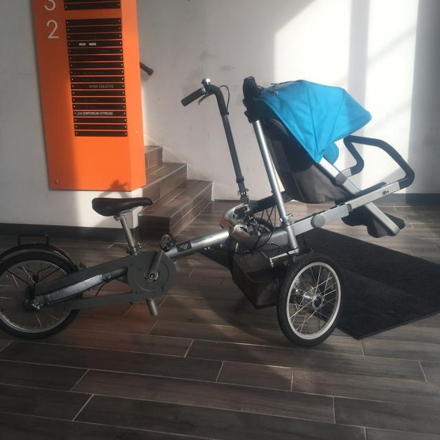 e9878ddb6ed Find more Taga Bike-stroller for sale at up to 90% off - Oshawa, ON