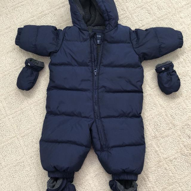 09e2a62c0 Best Baby Gap Down Puffer Snow Suit -0-6months for sale in Oshawa ...