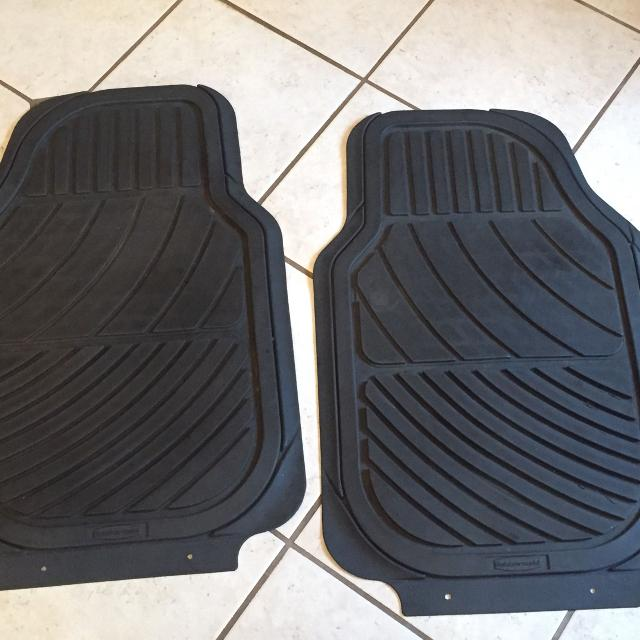 Suv Floor Mats >> Best Rubbermaid Suv Front Floor Mats For Sale In Friendswood Texas