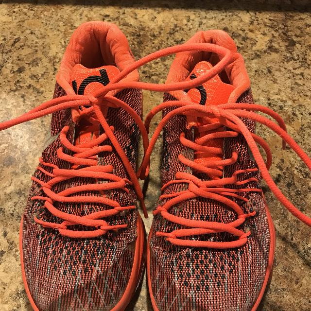 38e614f1c47a Best Kd Kevin Durant Nike Size 5 Boys Red Orange for sale in Hendersonville