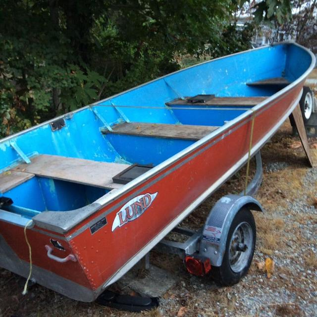 Find more 14 Foot Lund Aluminum Boat for sale at up to 90% off