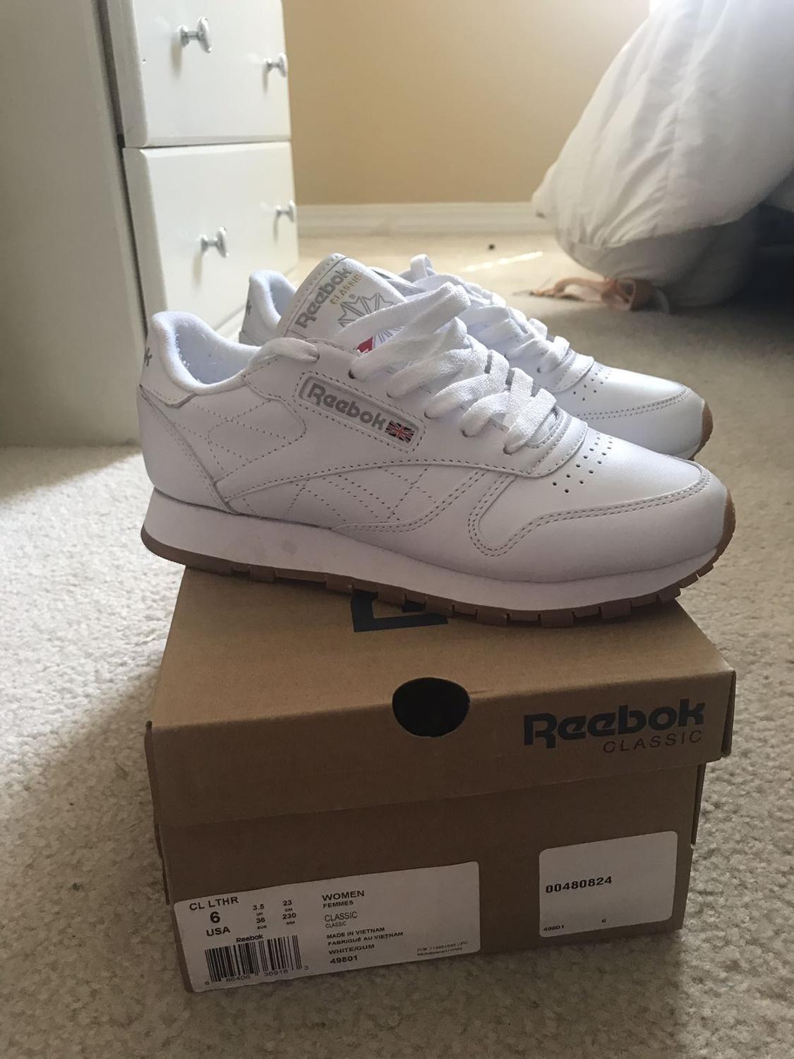 d503df6bf20b6 Best Reebok Classic Leather for sale in Mobile