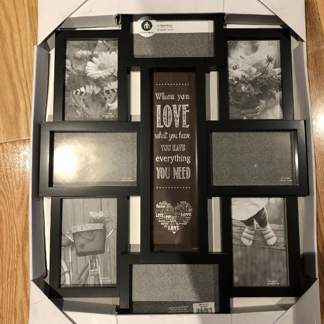 Best 8 Opening 4x6 Picture Frame For Sale In Hanover Ontario For 2019