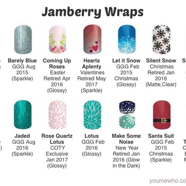 Jamberry Christmas 2019 Best Jamberry Nail Wraps for sale in Quinte West, Ontario for 2019