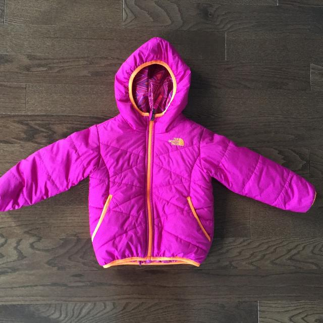 9f966f307 Find more The North Face Jacket - Toddler Girl (size 3t) for sale at ...
