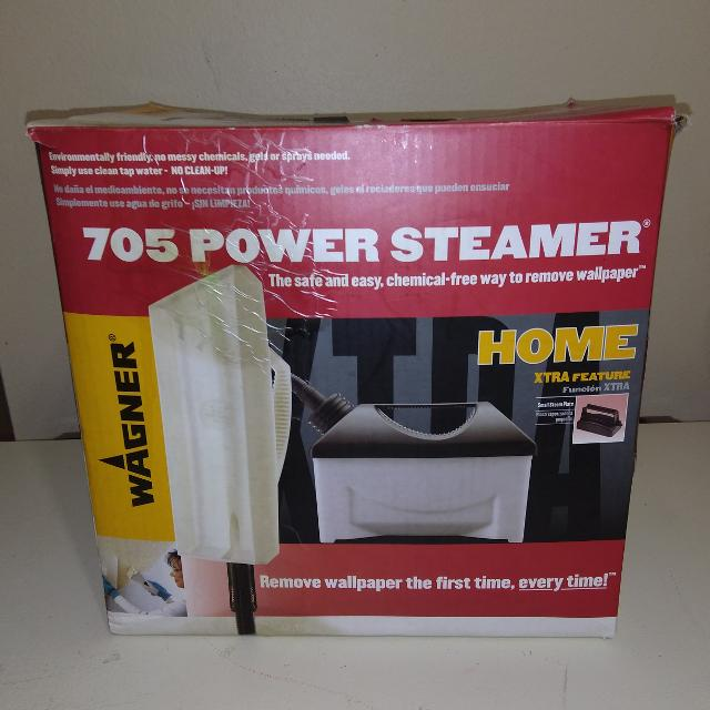 Wagner 705 Power Steamer Wallpaper Removal Tool