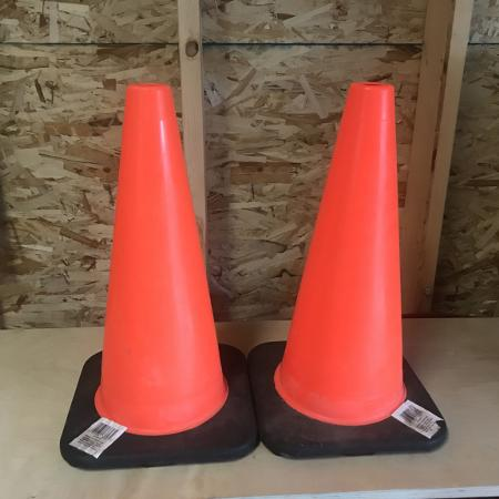 Safety cones, used for sale  Canada