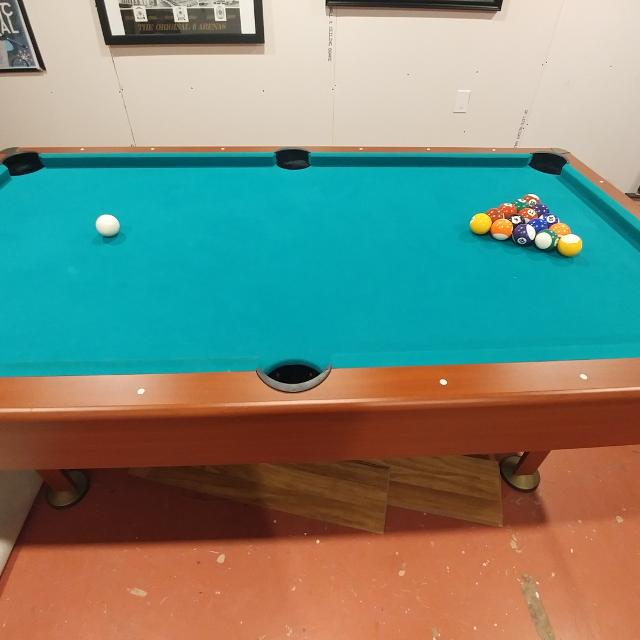 Pool Table Sportcraft 4ft X 7ft
