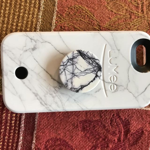 size 40 91168 ad3bd LuMee Case with PopSocket
