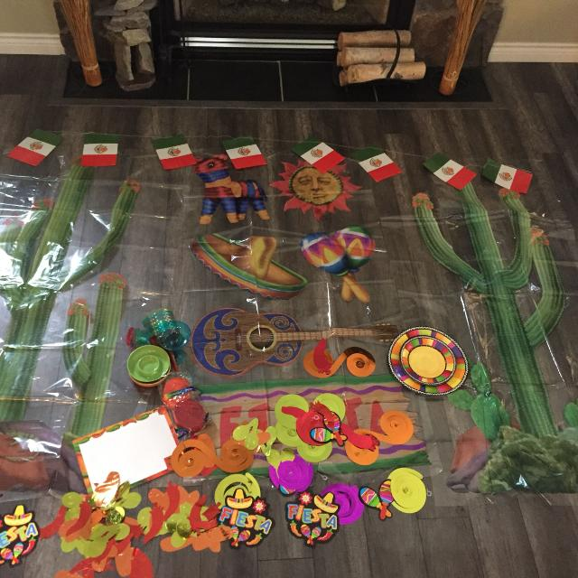 Best Mexican Theme Party Supplies For Sale In Airdrie Alberta For 2018