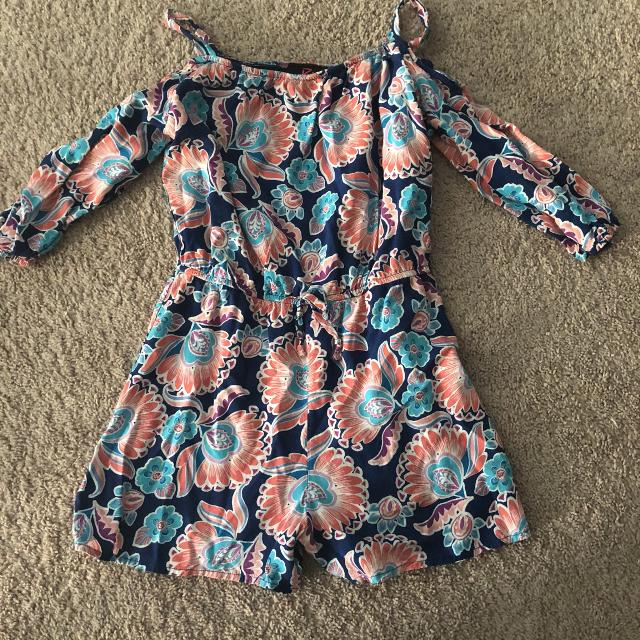 a748c2ac0767 Find more Girls Super Cute Floral Romper. for sale at up to 90% off