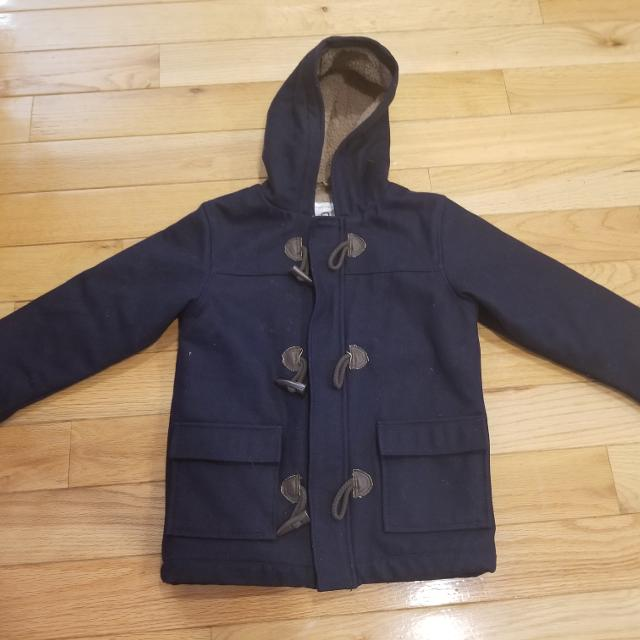 91529d3a058f Best Wool Boys Coat Size 4 5t for sale in Clarington