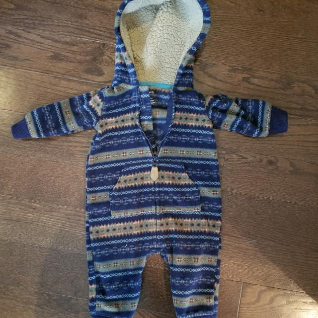8cb7fada0 Best Carters Fleece Outdoor Onesie 0-3 Months for sale in Clarington,  Ontario for 2019