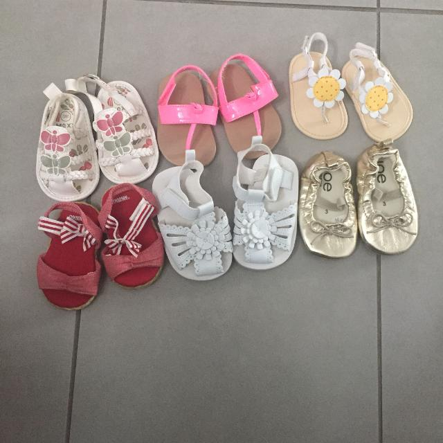 0eda870cd137 Best Baby Girl Sandals And Shoes for sale in Airdrie