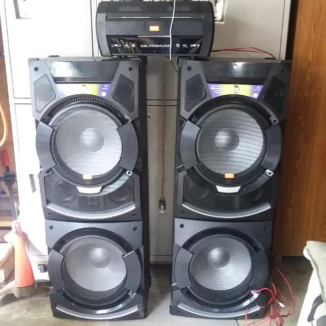 EDISON PROFESSIONAL Bluetooth Party 5000