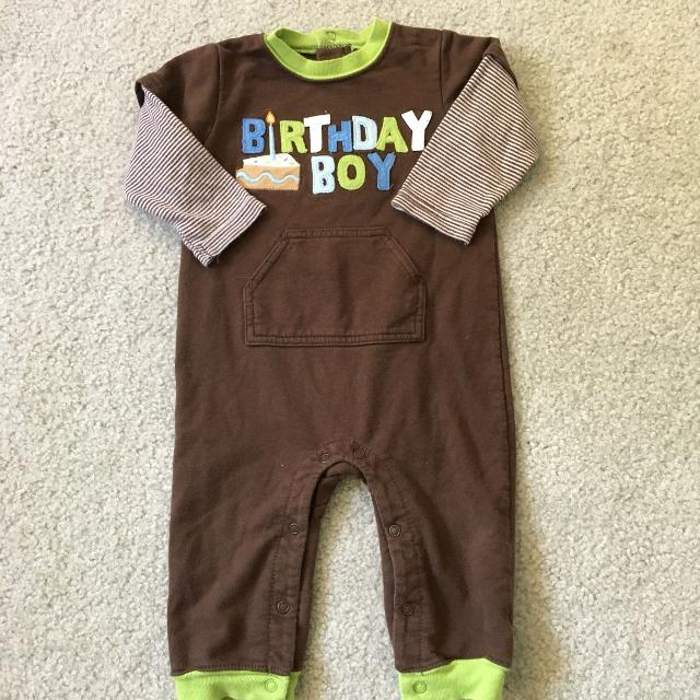 3eba1fe1c Find more Carter's 12m Birthday Outfit for sale at up to 90% off