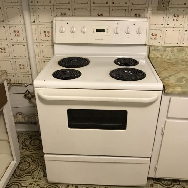 Stove And Oven