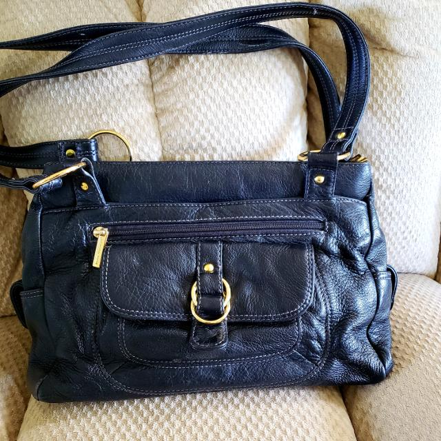 Best Stone Mountain Leather Handbag For Sale In Springfield