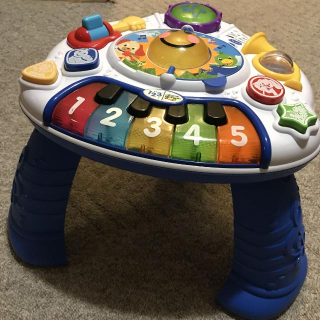 953bb0432 Find more Little Einsteins Activity Table for sale at up to 90% off