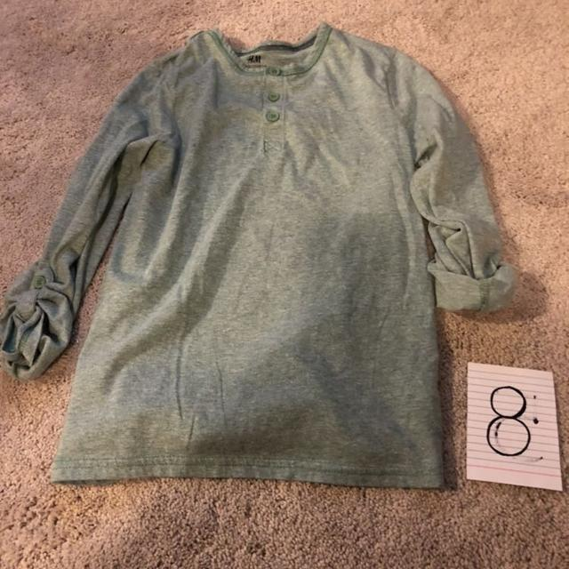 1b85b619c68 Best Boys 3 4 To Long Sleeve Top Fits Like 7 8 for sale in Airdrie ...