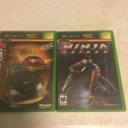 Xbox original games, used for sale  Canada