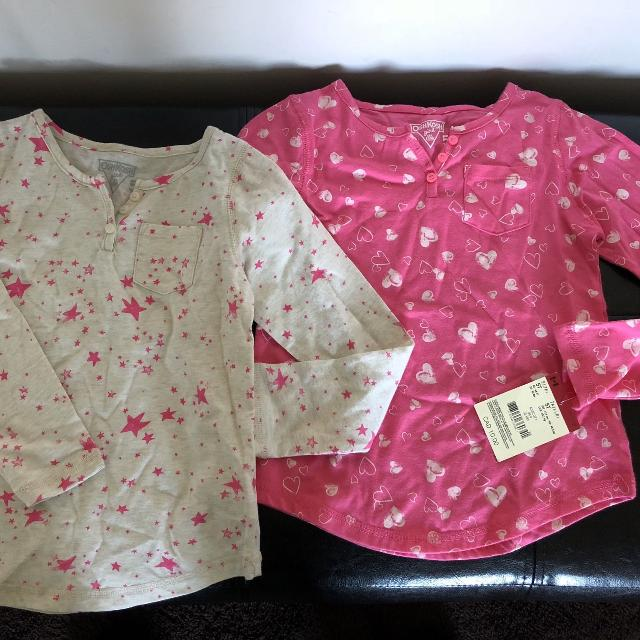 209effe760 Find more Girls 5t Carters Long Sleeves Shirts -nwt for sale at up ...