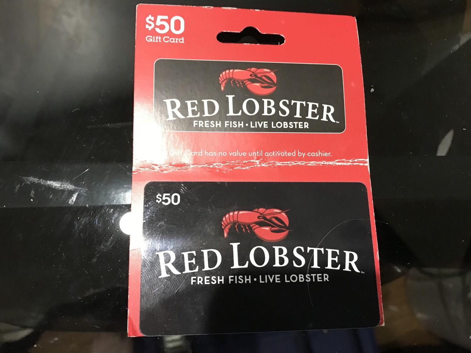 Find more Red Lobster Gift Card for ...