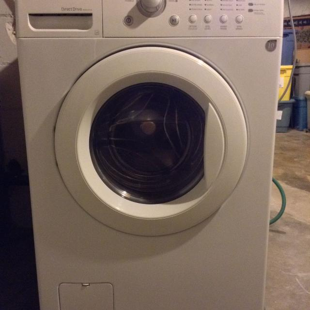 aa2c873a661e4 Find more Lg Front Load Washer for sale at up to 90% off - Hanover, ON