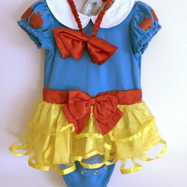 Snow White Costume Baby Size 9M
