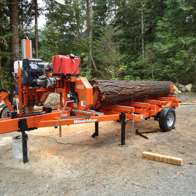 Woodmizer Sawmill For Sale >> Find More 2014 Woodmizer Sawmill For Sale At Up To 90 Off Gibsons Bc