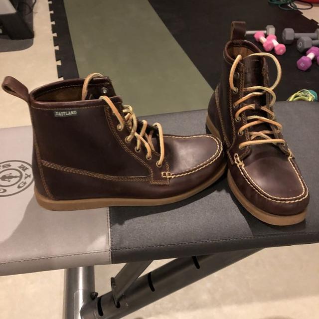 2b9a9de43ef0 Best Eastland Shoe Company Men s Boots Size 8.5 for sale in Regina ...
