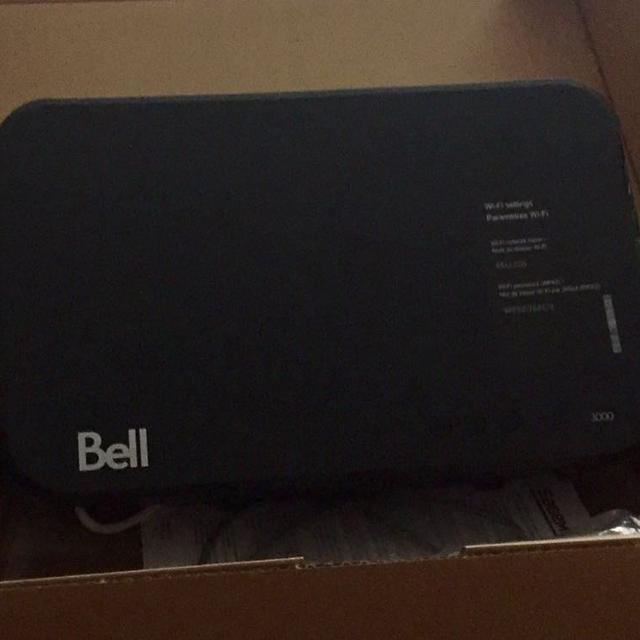Bell Home Hub 3000