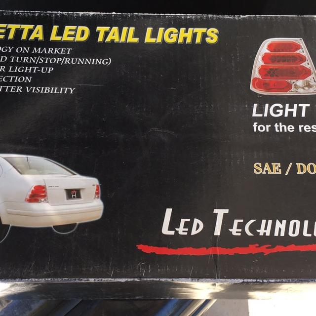Best 1999 2004 Led Jetta Tail Lights For In Airdrie Alberta 2019