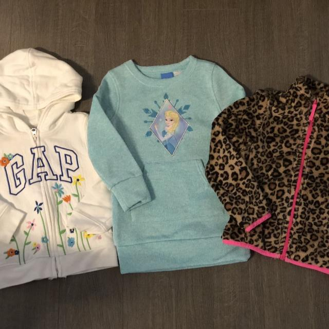 8c0524d68 Find more Euc/like-new Girl Winter Lot 4t ($12 For All) for sale at ...