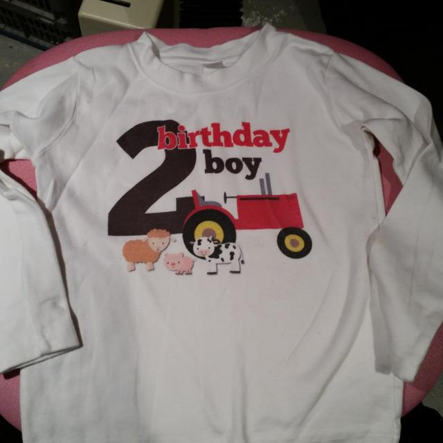 Best 2nd Birthday Boy Shirt For Sale In Hanover Ontario 2019