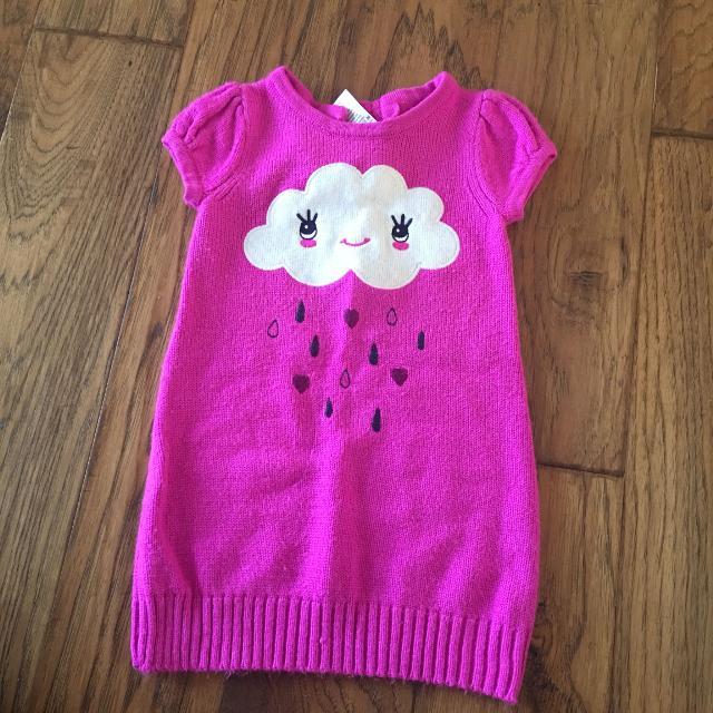 92daa7917 Best Euc - Gymboree Cloud Dress - Size 12-18 Months for sale in ...