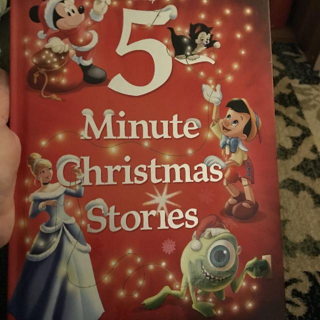 Find More Disney 5 Minute Christmas Stories